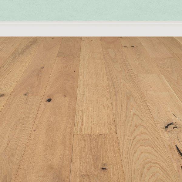 Tesoro Woods - White Oak Wood Flooring - Coastal Inlet, Natural