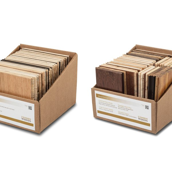 Tesoro Woods Display Sample Box Set
