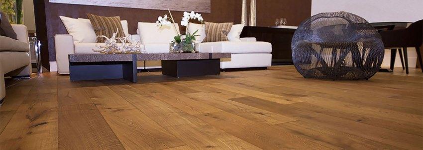 Tesoro Woods | Wood Flooring - Brushed Patina Collection