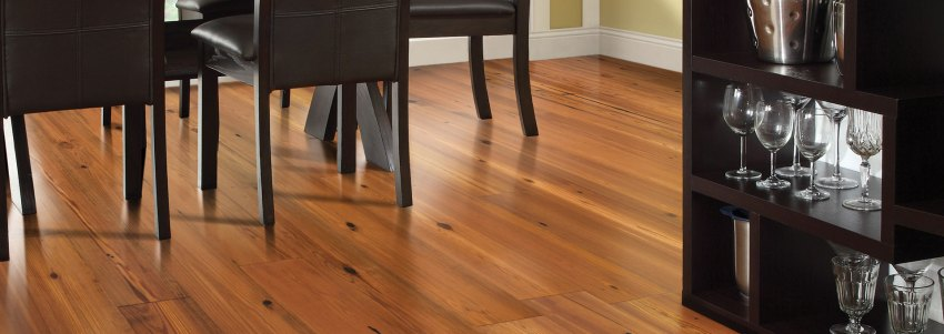Tesoro Woods | Wood Flooring - Salvaged Pine Collection