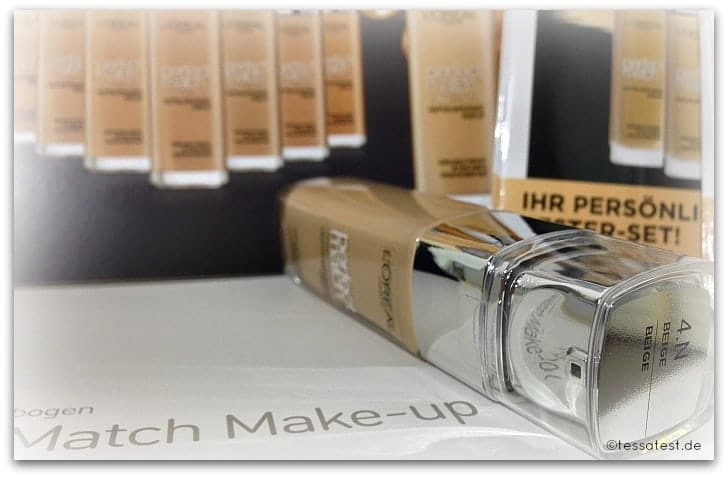 L'Oréal Perfect Match Make-up im Test