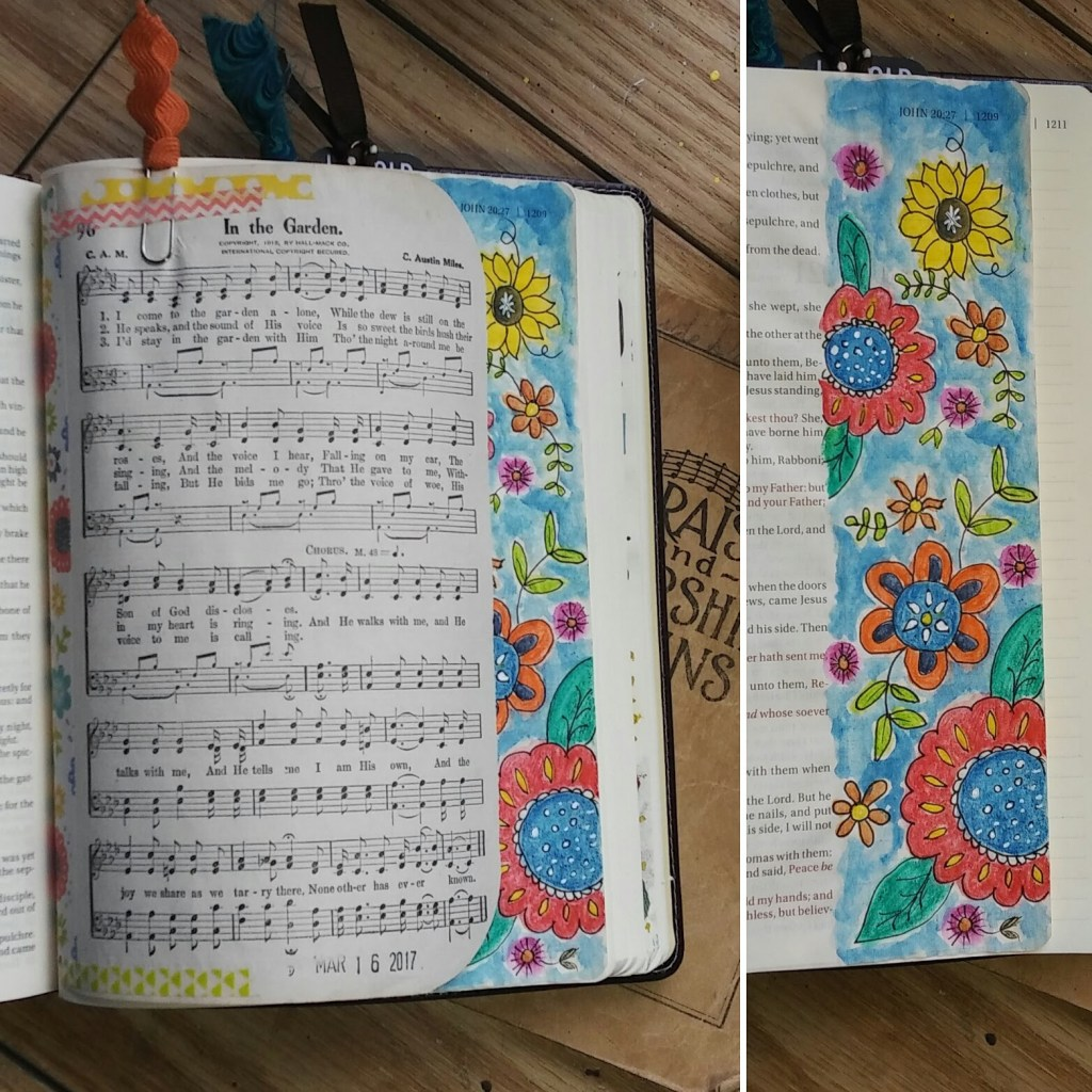 Hymn Page