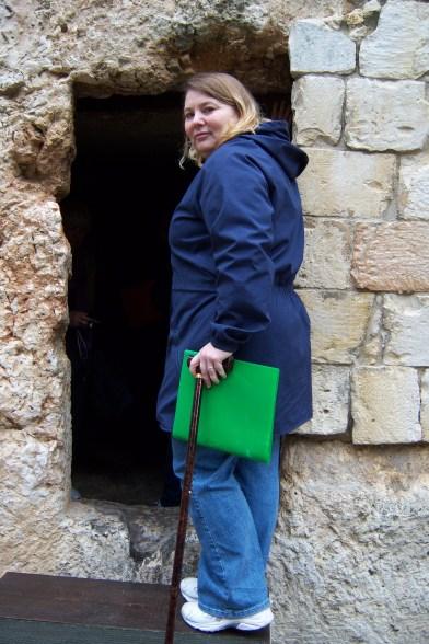 Garden tomb - Jerusalem 2011