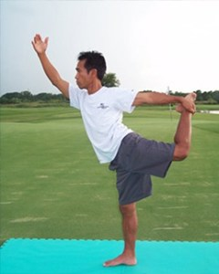 Shishir went from a Hollywood star to a yoga instructor