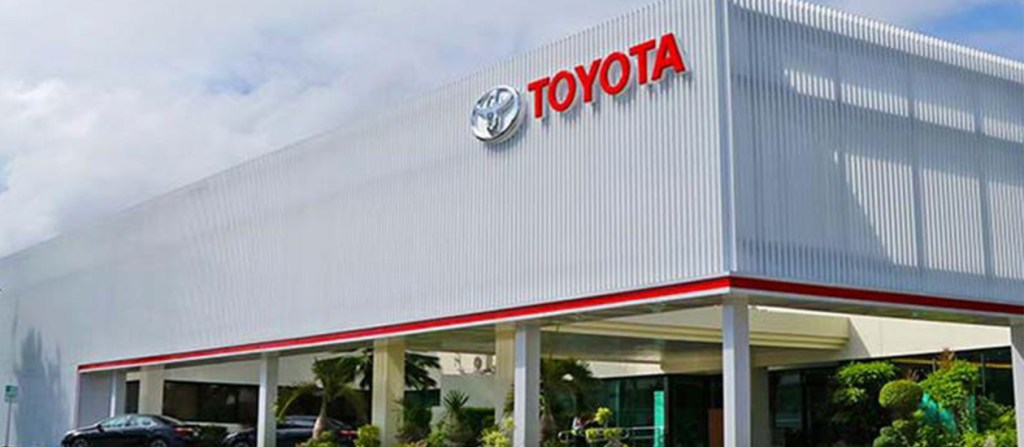 Toyota Motors Philippines Main Headquarters