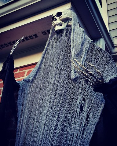 Skeleton Grim Reaper