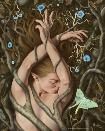 Forest Dreams by Amanda Makepeace