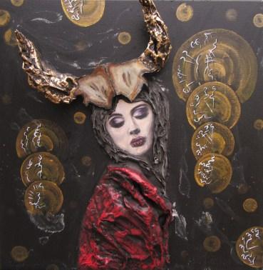 Horned Queen