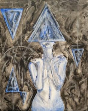 Pyramid Goddess