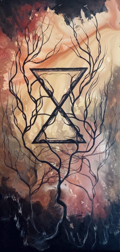 The Infinity Hourglass