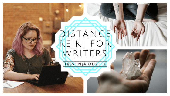 reiki for writers tessonja odette
