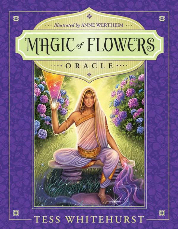Magic of Flowers Oracle by Tess Whitehurst