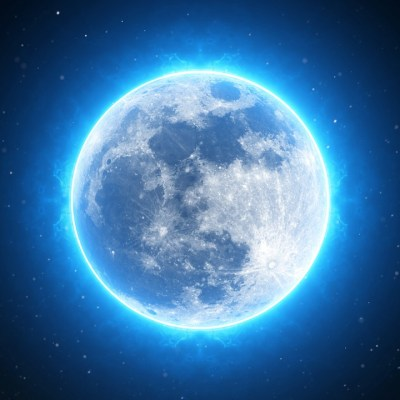 Full Moon Magic to Attract All Wonderful Things
