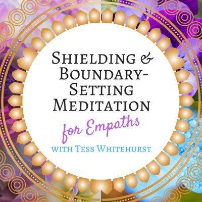 Shielding and Boundary Setting Meditation for Empaths