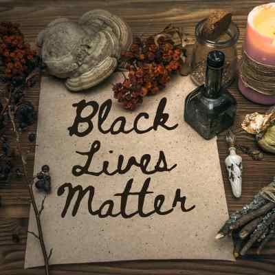 4 Spells for Protecting Protesters and Promoting Racial Justice