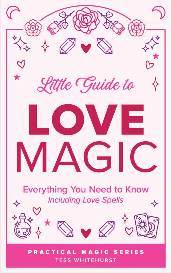 Love Magic Book - Love Spells Book
