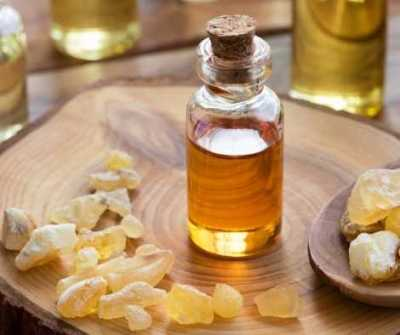 Aromatherapy and Herbs for Yule - Frankincense