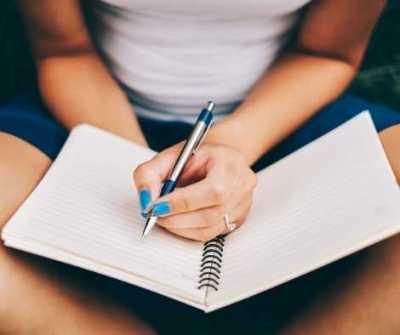 Self-Love Journal Ritual