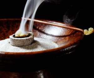 Incense Cleansing Unblocking