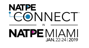 NATPE CONNECT IN NATPE MIAMI JAN. 22-24, 2019