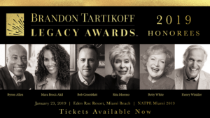 Brandon Tartikoff Legacy Awards - Social