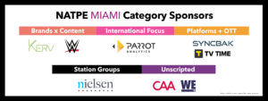 Category Sponsors