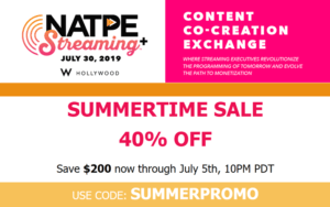 NS+ Summer Promo Rate