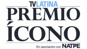 Premio Ícono TV LATINA logo