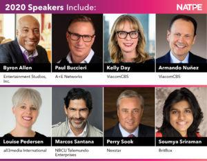 NATPE Miami 2020 Speakers