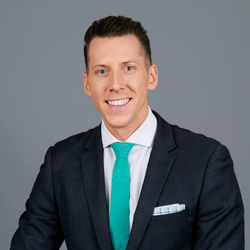 Ryan Kristafer Co-Host Good Day New York Co-anchor FOX 5