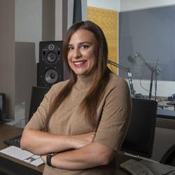 Rachel Ghiazza EVP, Head of US Content Audible