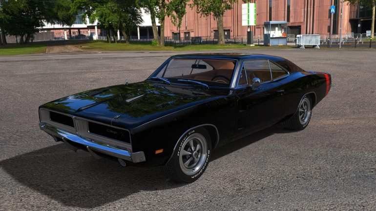 Dodge Charger RT in Assetto Corsa