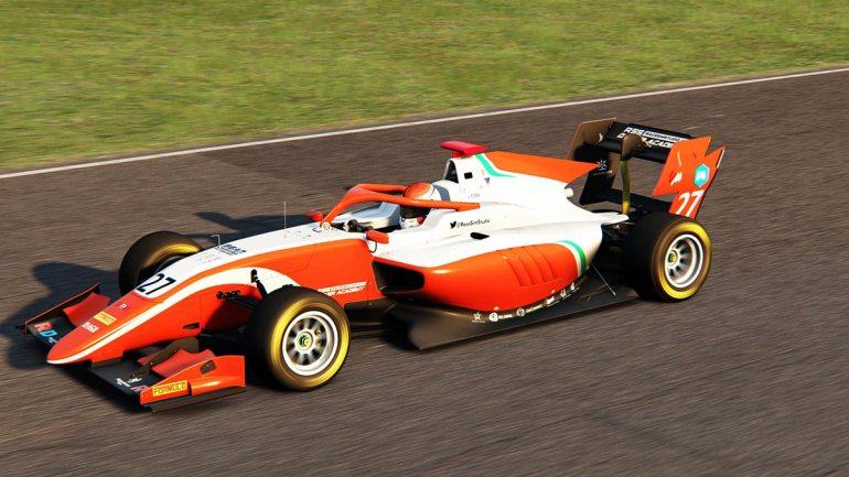 Formula RSS 3 V6 mod Assetto Corsa screen