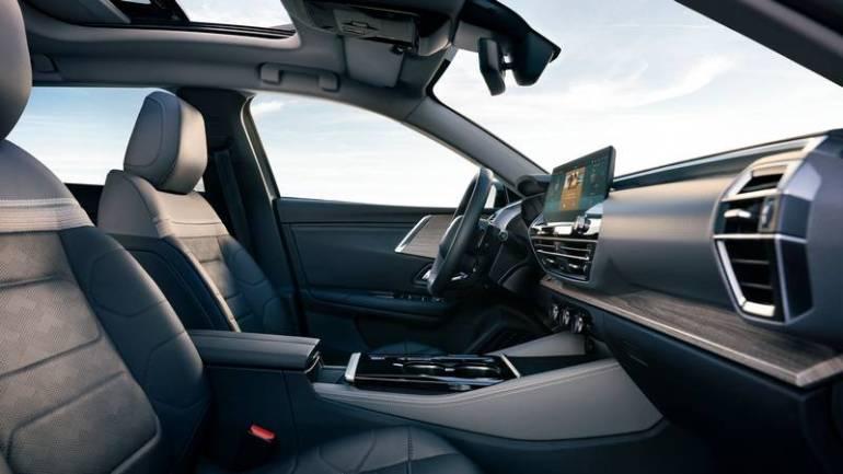 Interni e infotainment Citroën C5 X