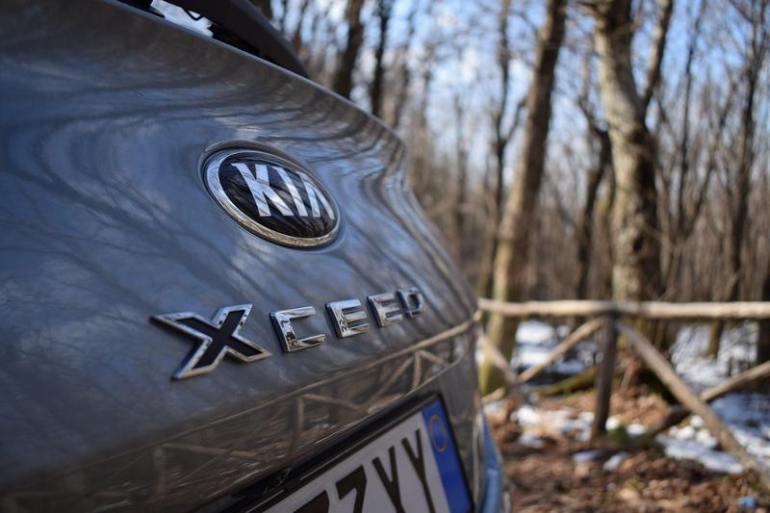 Logo Kia Xceed