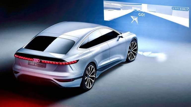 Fari OLED Audi