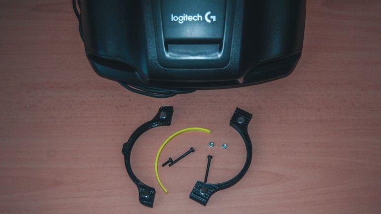 Mod cambio al volante G29/G920/G25/G27/G923 by 3DRap