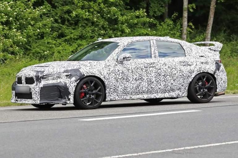 La nuova Honda Civic Type R