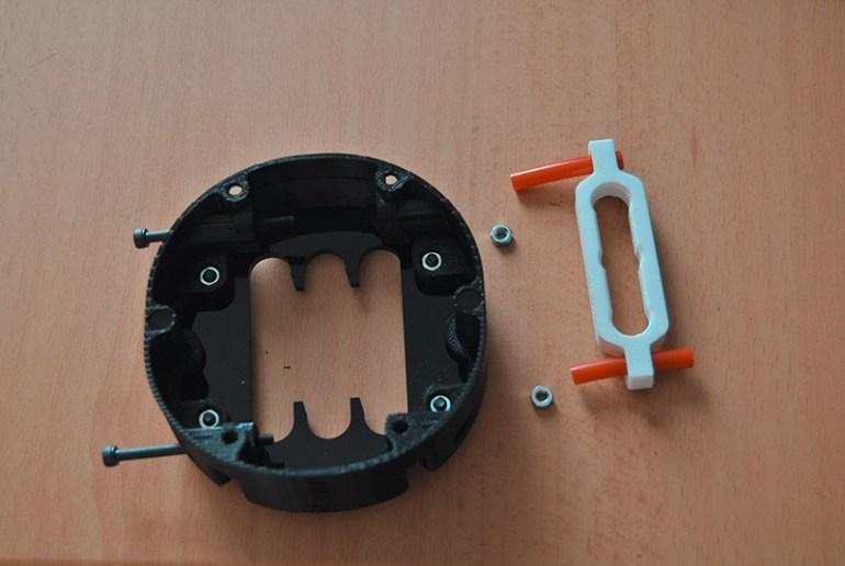 montaggio cursore Mod cambio H improved feel per Logitech G29 G920 G923 G25 G27 by 3DRap
