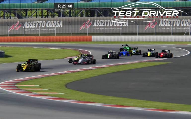 Evento 4fun Test Driver con Formula a Silverstone
