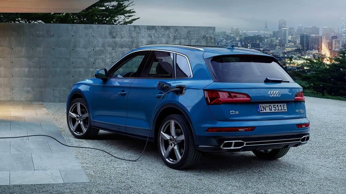 Sigle motori Audi nuove in kW