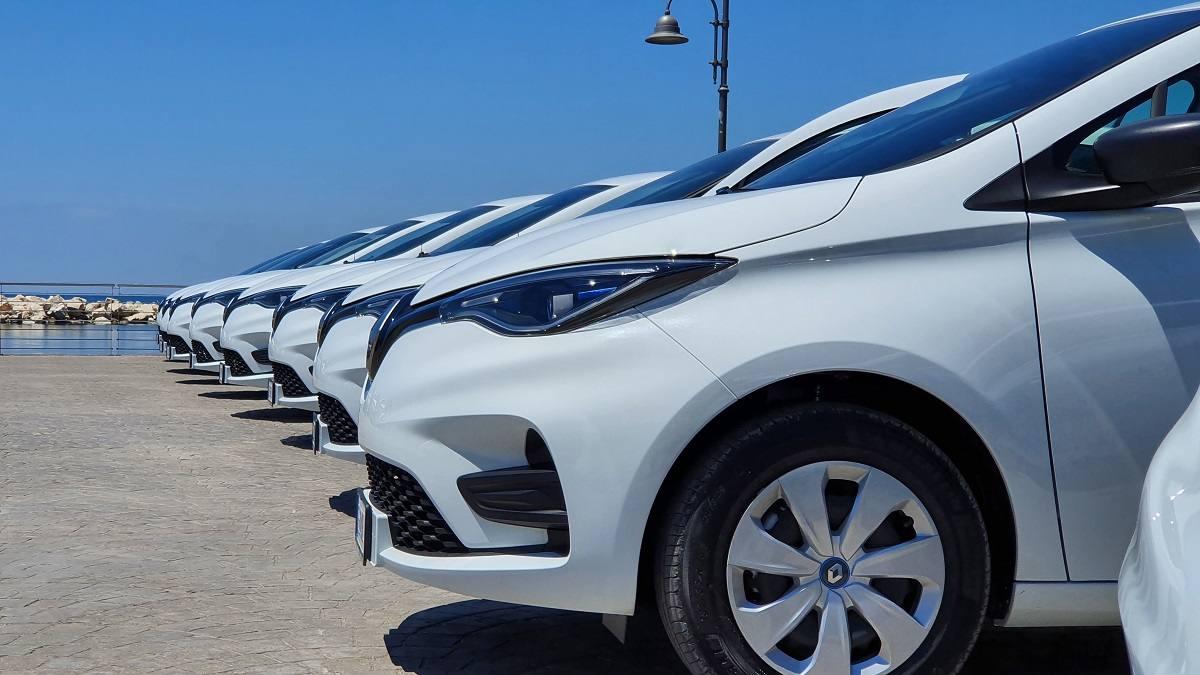 Car sharing Napoli Amicar