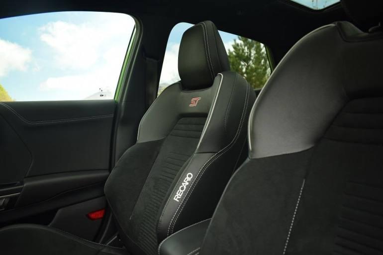 Sedili Recaro Ford ST