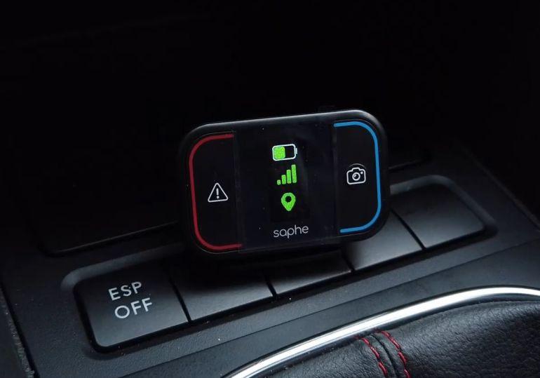 Accensione Saphe Drive Mini