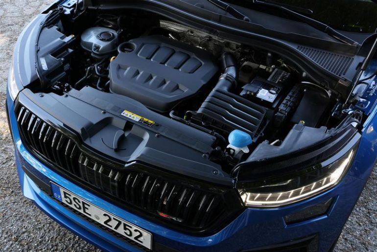 Motore Kodiaq RS