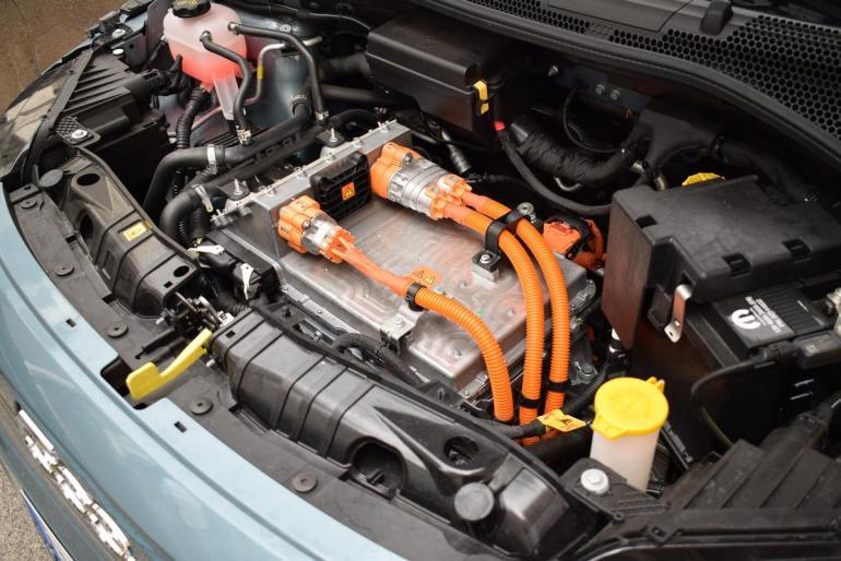 Motore elettrico Fiat