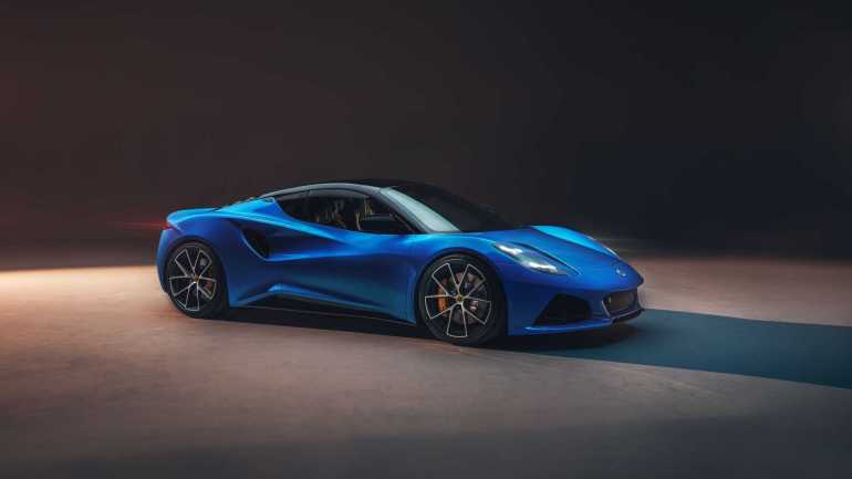 Nuova Lotus Emira 2022