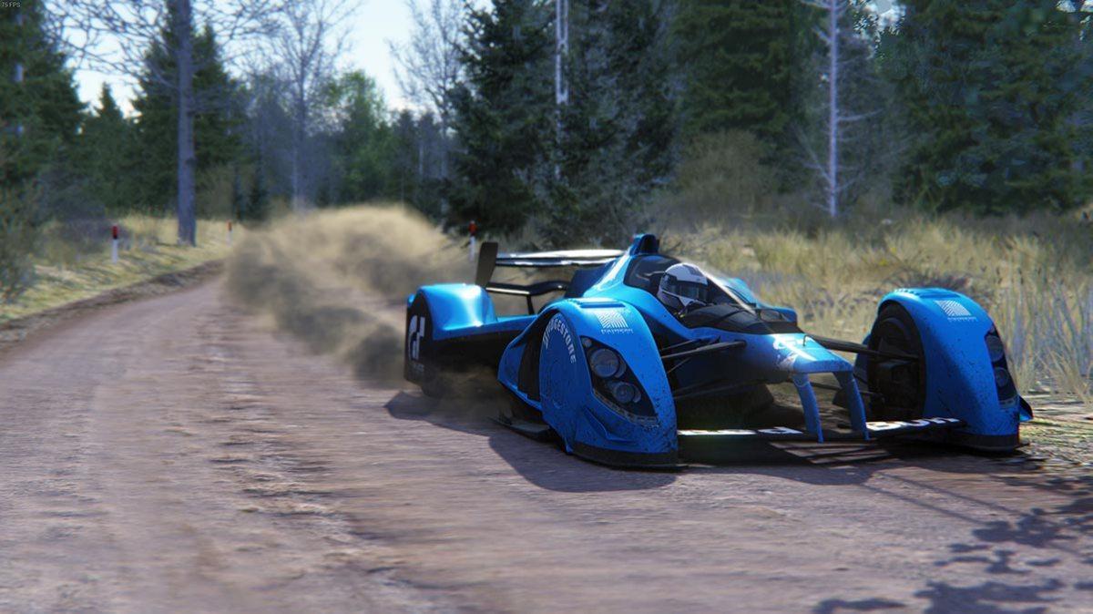 RedBull X2010 per Assetto Corsa screen di gioco