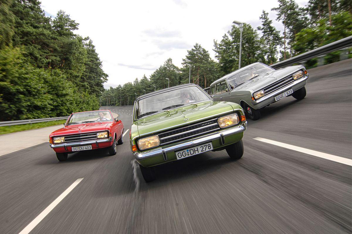 Le auto di Opel e la loro produzione