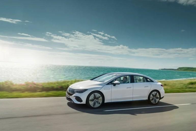Nuova Mercedes EQE scheda tecnica